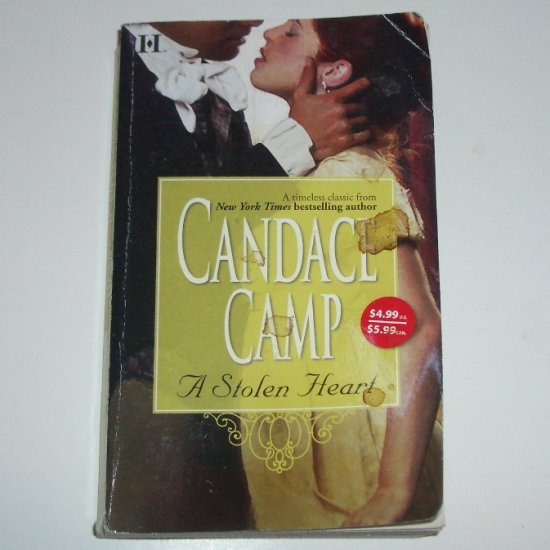 A Stolen Heart by CANDACE CAMP Historical Romance 2000 The Lost Heirs Series