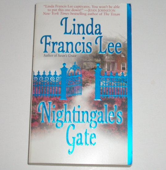 Nightingale's Gate by LINDA FRANCIS LEE Historical Victorian Romance 2001 Top Pick
