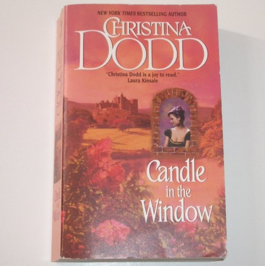Candle in the Window by Christina Dodd Historical Medieval Romance 2007