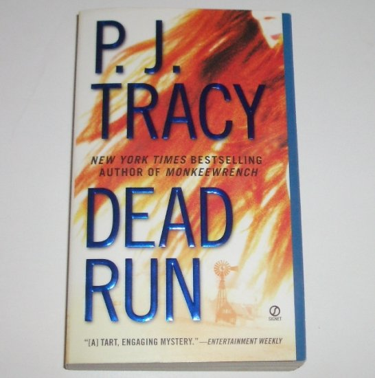 Dead Run by P J TRACY Crime Thriller 2006