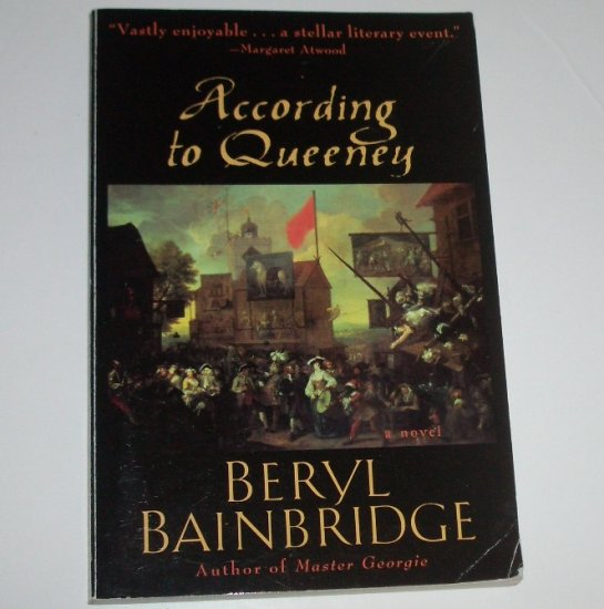 According to Queeney by BERYL BAINBRIDGE Historical Fiction 2002 Trade Size