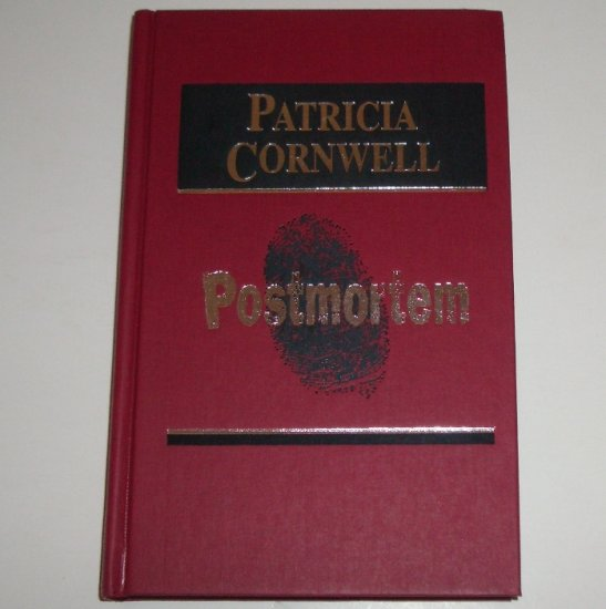 Postmortem by PATRICIA CORNWELL A Dr. Kay Scarpetta Mystery 2000 Hardcover