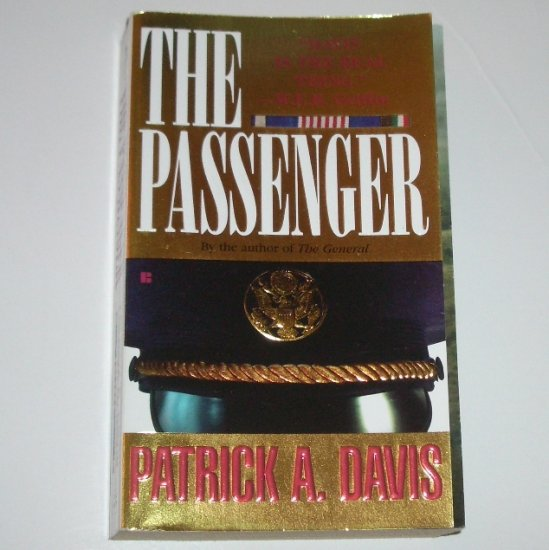 The Passenger by PATRICK A DAVIS Thriller 2000