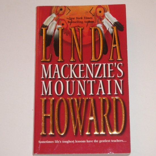 Mackenzie's Mountain by LINDA HOWARD Contemporary Western Romance 2000