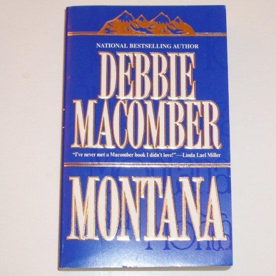 Montana by DEBBIE MACOMBER Western Romance 1997