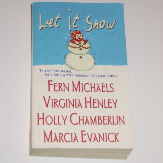 Let It Snow by Fern Michaels, Virginia Henley, et al Romance 2003