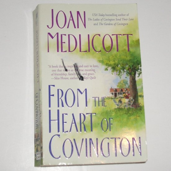 From the Heart of Covington by JOAN MEDLICOTT 2003 The Ladies of Covington Series