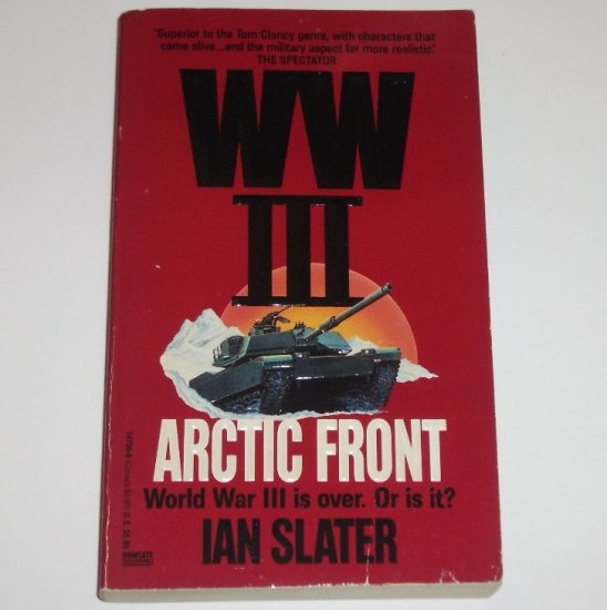 WW III Arctic Front by IAN SLATER Thriller 1993