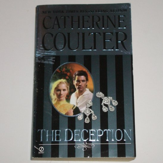 The Deception by CATHERINE COULTER Historical Regency Romance 1998