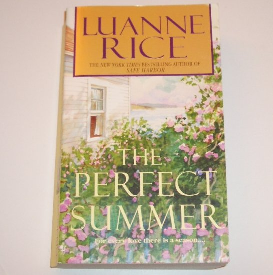 The Perfect Summer by LuANNE RICE 2003