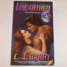 Unearthed by C J BARRY Love Spell Futuristic Romance 2003