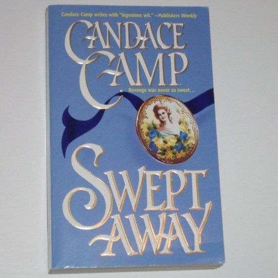 Swept Away by CANDACE CAMP Historical Regency Romance 1999