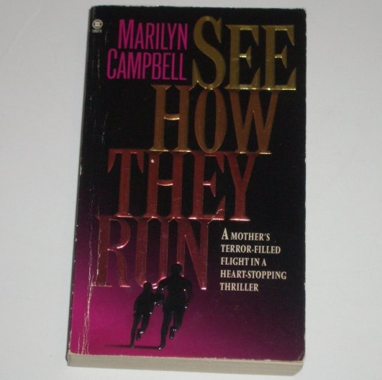 See How They Run by MARILYN CAMPBELL Romantic Suspense 1996
