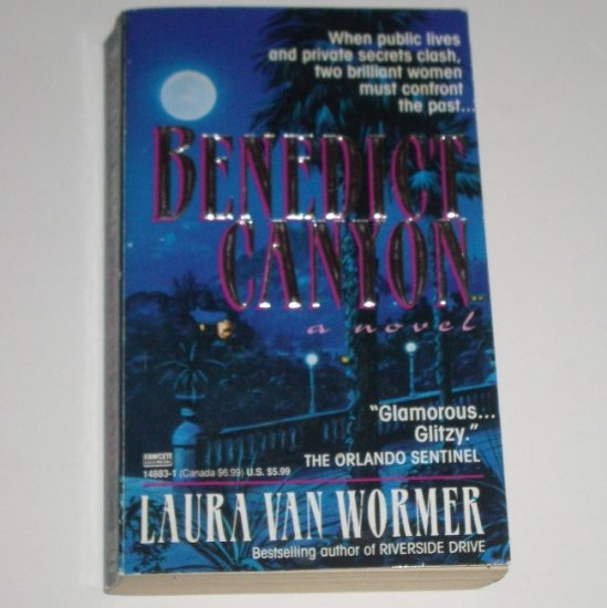 Benedict Canyon by LAURA Van WORMER Romance 1992