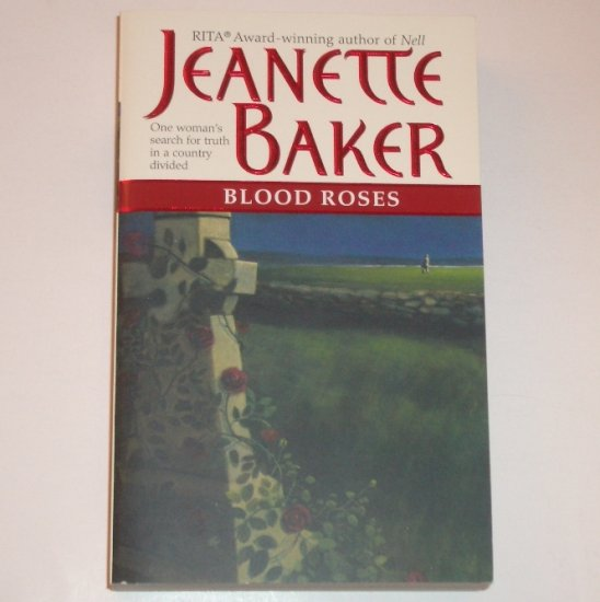 Blood Roses by JEANETTE BAKER Mystery 2002