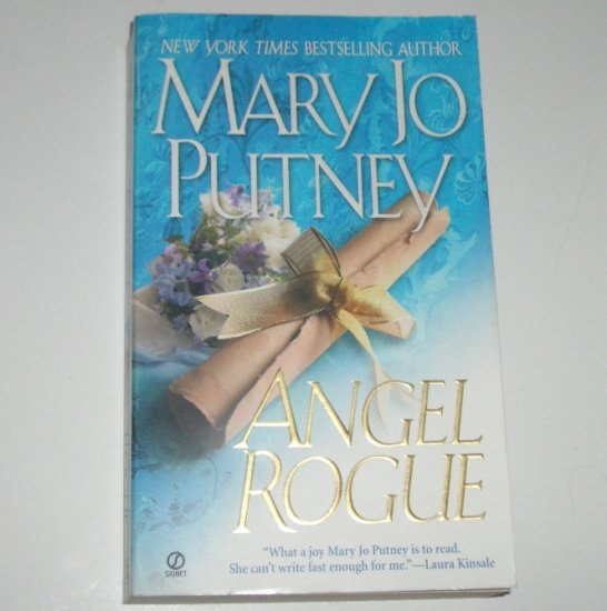 Angel Rogue by MARY JO PUTNEY Historical Regency Romance 1995 Fallen Angels Series