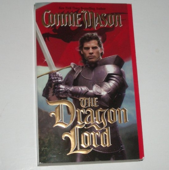 The Dragon Lord by CONNIE MASON Historical Medieval Romance 2001