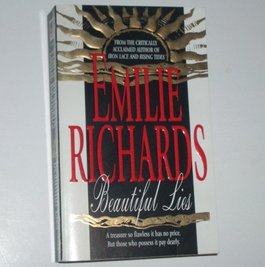 Beautiful Lies by EMILIE RICHARDS Romance 1999