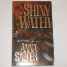 Shiny Water by ANNA SALTER A Michael Stone Forensic Thriller 1998