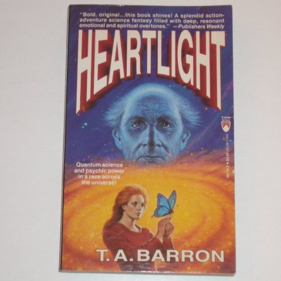 Heartlight by T A BARRON TOR Fantasy 1994