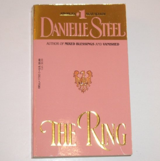 The Ring by DANIELLE STEEL Romance 1989