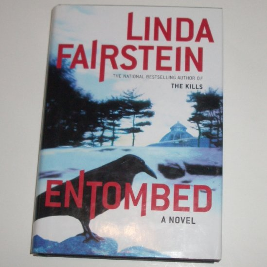 Entombed by LINDA FAIRSTEIN Hardcover Dust Jacket An Alexandra Cooper Forensic Thriller 2005