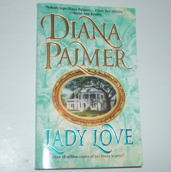Lady Love by DIANA PALMER Romance 1984
