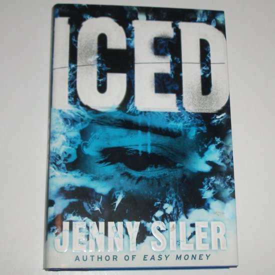 Iced by JENNY SILER Hardcover with Dust Jacket 2001 First Edition