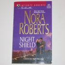 Night Shield by Nora Roberts Silhouette Intimate Moments 1027 Sep00 Night Tales Series