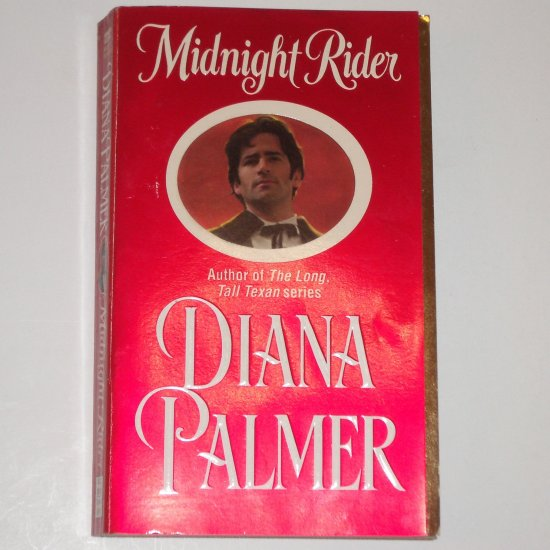 Midnight Rider by DIANA PALMER Historical Western Romance 1998