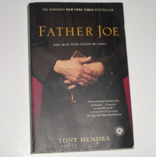 Father Joe by TONY HENDRA Trade Size Memoir 2005