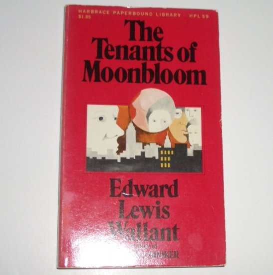The Tenants of Moonbloom by EDWARD LEWIS WALLANT 1963