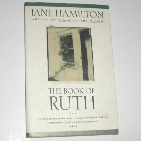 The Book of Ruth by JANE HAMILTON Trade Size 1990