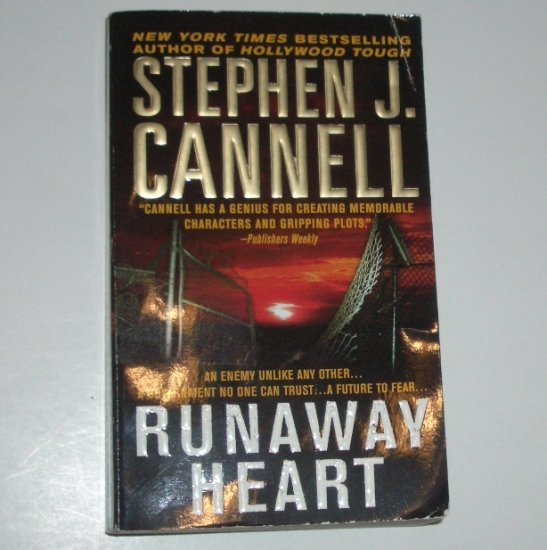 Runaway Heart by STEPHEN J CANNELL A PI Jack Wirta Mystery 2004