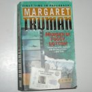 Murder in Foggy Bottom by MARGARET TRUMAN Mystery 2002 Capital Crimes Series