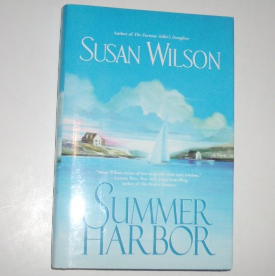 Summer Harbor by SUSAN WILSON Hardcover Dust Jacket 2003 First Edition