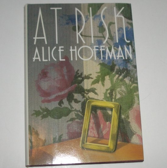At Risk by ALICE HOFFMAN Hardcover Dust Jacket 1988