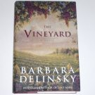The Vineyard by BARBARA DELINSKY Hardcover Dust Jacket 2000