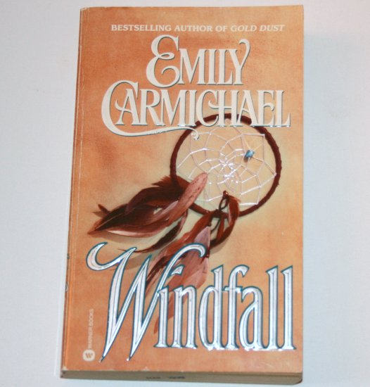 Windfall by EMILY CARMICHAEL Historical Western Romance 1997