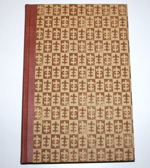 The Princess of Cleves by MADAME de Le FAYETTE Hardcover with Slip Case 1943