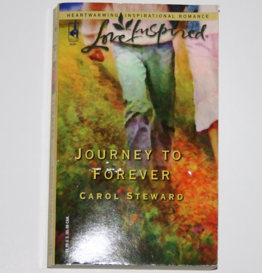 Journey to Forever by Carol Steward Steeple Hill Love Inspired Christian Romance May05