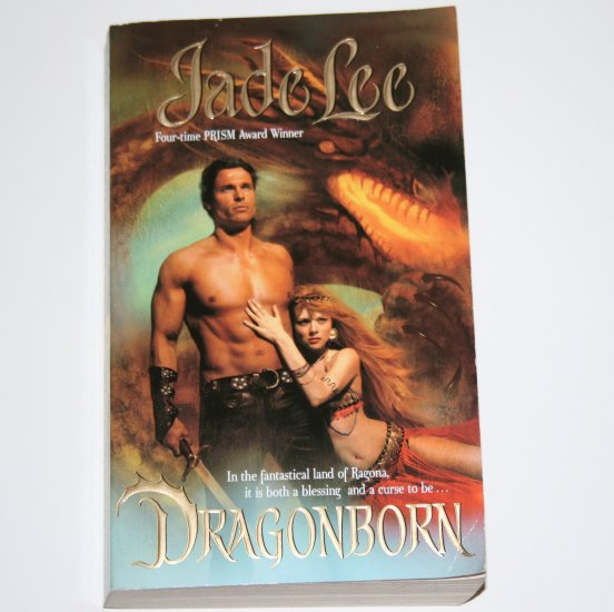 Dragonborn by JADE LEE Love Spell Paranormal Fantasy Romance 2008