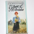 Anne of Avonlea by L M MONTGOMERY Children's Book 1981 Anne of Green Gables Series