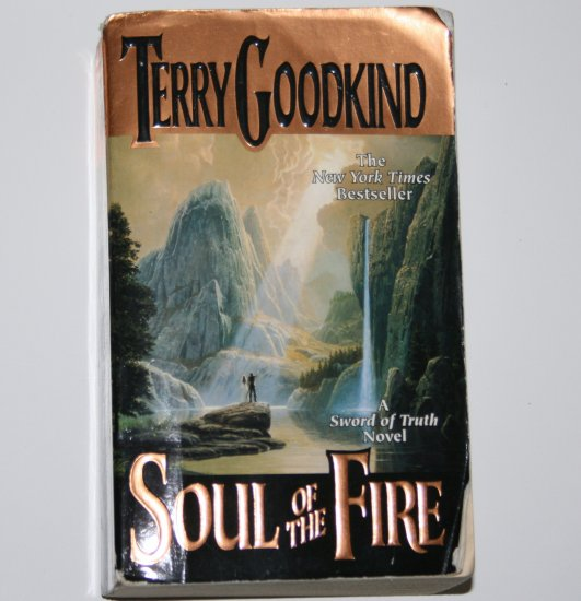 Soul of the Fire by TERRY GOODKIND TOR Fantasy 2000 Sword of Truth Series