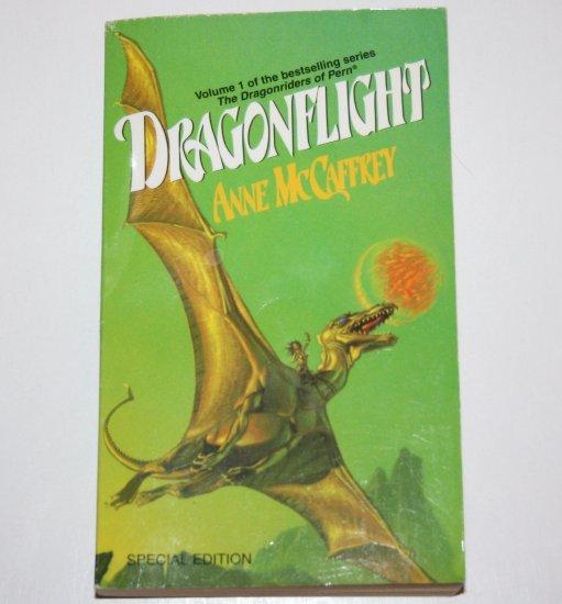 Dragonflight by ANNE McCAFFREY 1978 Dragonriders of Pern Series