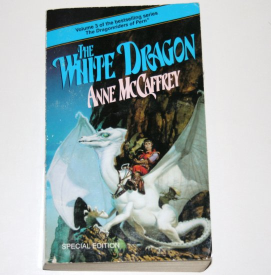 The White Dragon by ANNE McCAFFREY Del Rey Special Edition 1979 Dragons of Pern Series