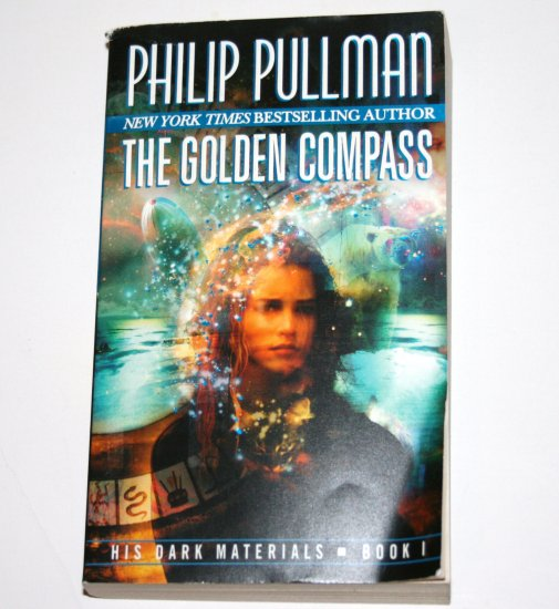 The Golden Compass by PHILLIP PULLMAN Del Rey Fantasy 1997 His Dark Materials Series