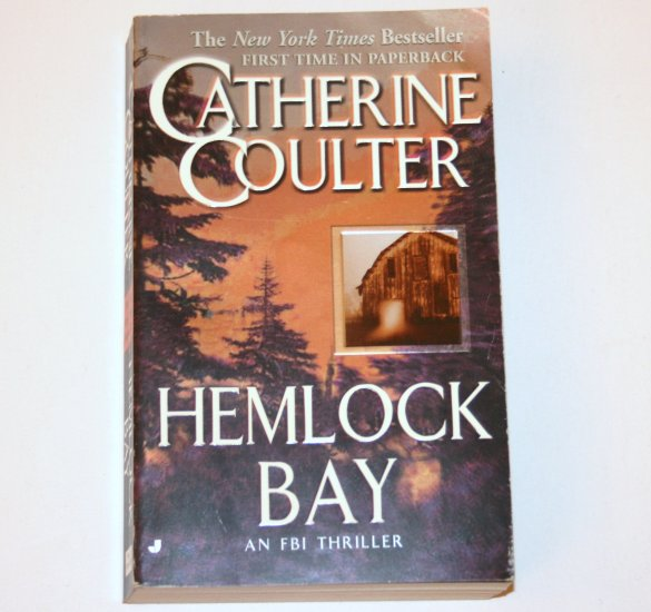 Hemlock Bay by CATHERINE COULTER FBI Suspense Thriller 2002