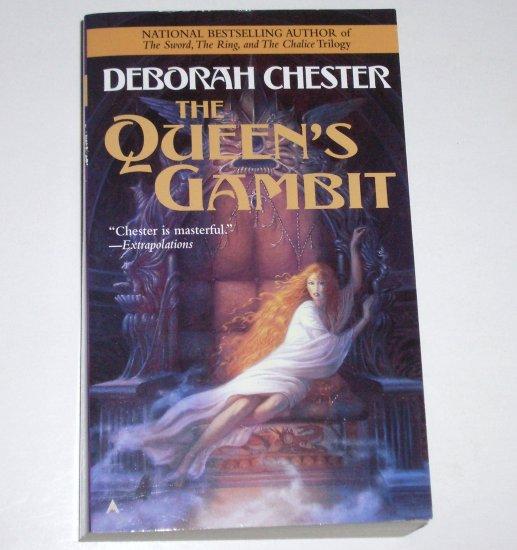 The Queen's Gambit by DEBORAH CHESTER Fantasy 2002
