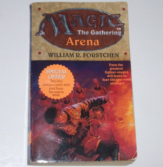 Arena by WILLIAM R FORSTCHEN Magic the Gathering 1994